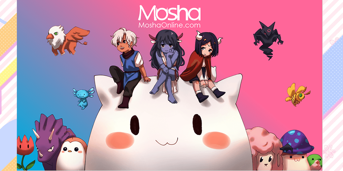 Mosha Online | Play Free Online Games with Friends